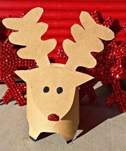 Bastelideen Zu Weihnachten : basteln mit klorollen zu weihnachten 20 tolle recycling ideen ~ A.2002-acura-tl-radio.info Haus und Dekorationen