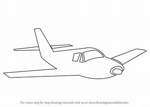Learn How to Draw Airplane Sketch (Airplanes) Step by Step ...