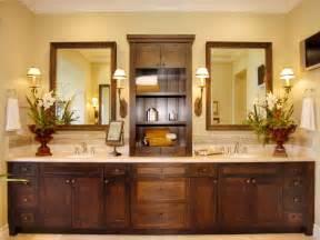 master bathroom cabinet ideas craftsman bathroom photos hgtv