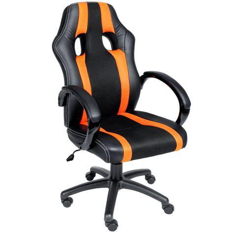 chaise de bureau sport chaise de bureau sport fauteuil siege baquet grise