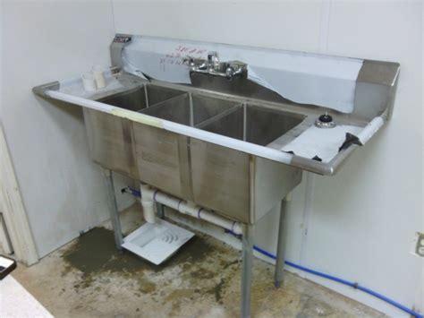 my kitchen sink won t drain floor sinks plumbing zone professional plumbers forum 8952