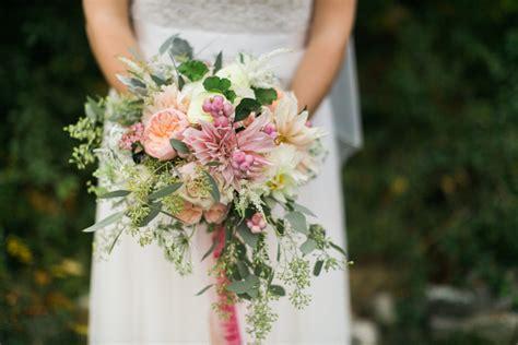 Summer Bridal Bouquet Inspiration Pretty Happy Love