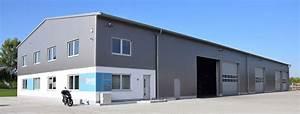 Hallenbau Mit Wohnung : industrie und gewerbebau ~ Frokenaadalensverden.com Haus und Dekorationen