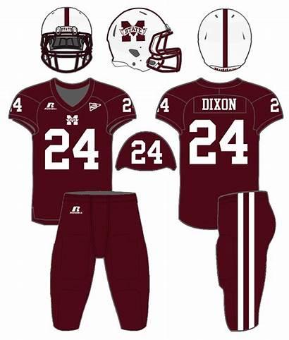 Mississippi State Football Uniforms Uniform 2006 Helmet