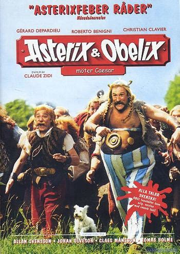asterix obelix moeter caesar dvd discshopse