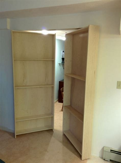 Bookcase Door by Diy Bookcase Door Your Projects Obn