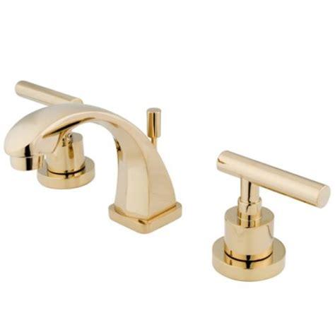 kingston brass ks4942cml concord mini widespread lavatory