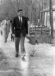 The Kennedys at play: Intimate photos show First Family ...