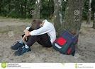 Student-truant stock image. Image of classes, depressed ...