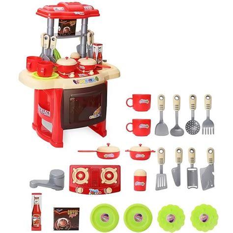 cuisine pour enfant jouet gosear 174 les jouets de cuisine pour enfant fille 3 6 ans