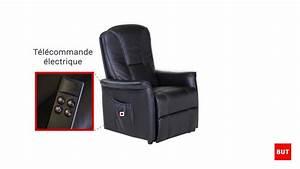 fauteuil relax electrique celeste but youtube With fauteuil electrique cuir center