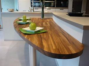 Plan De Travail Bois Sur Mesure : tables en pis flip design boisflip design bois ~ Premium-room.com Idées de Décoration