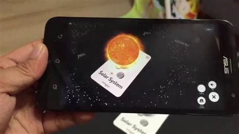 Space 4d+ Augmented Reality Flashcards Youtube