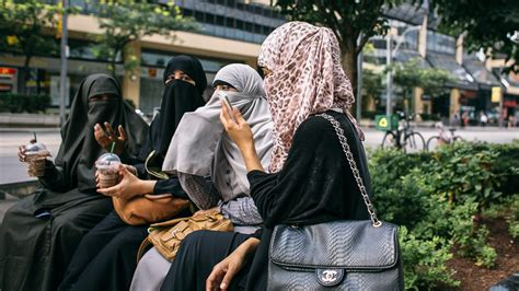 confronting prejudice  muslim women   west