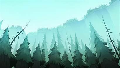 Gravity Falls Background Desktop Wallpapers Backgrounds Illustrator