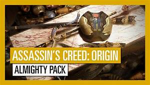 Assassin's Creed Origins - Almighty Pack - YouTube
