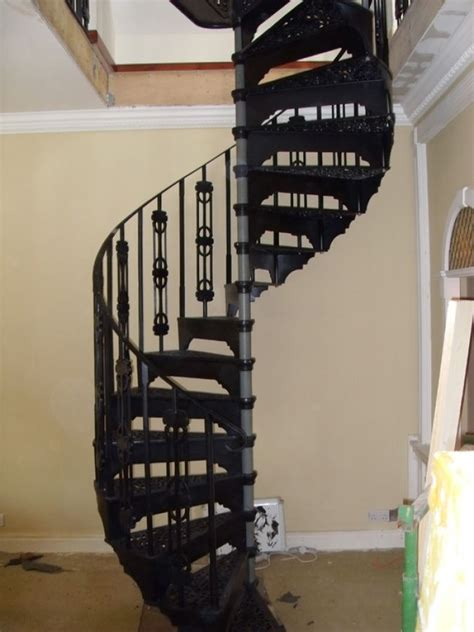 wrought iron spindles spiral stairs metal building spiral stairs plans