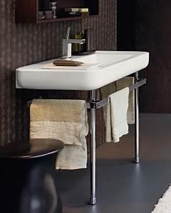 Console Salle De Bain : console de salle de bain ~ Teatrodelosmanantiales.com Idées de Décoration