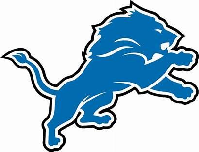Lions Detroit Football Nfl Clipart Lion Primary