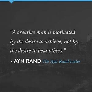 Ayn Rand Philos... Ayn Rand Philosophy Quotes
