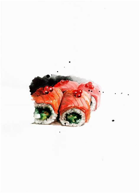 cuisines references 17 best ideas about watercolor food on food