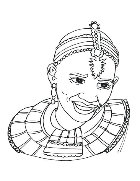 african girl coloring pages  getcoloringscom