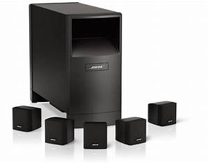 Bose Acoustimass 6 Home 5 1 Entertainment Speaker System