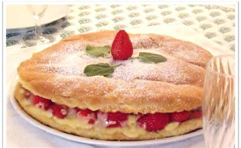 tarte aux fraises