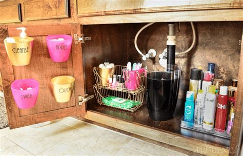 Cheap Bathroom Cabinet Organizer Under Sink Ideas