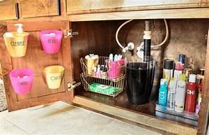 Cheap Bathroom Cabinet Organizer Under Sink Ideas