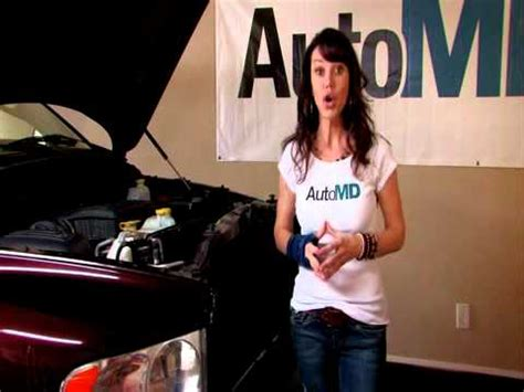 auto repair   inspect  rear main seal youtube