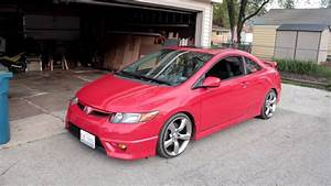 Update On My 2006 Honda Civic Si Coupe  Fg2