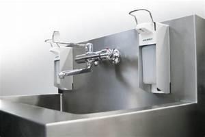Industrie Waschbecken Edelstahl : op waschstation medizintechnik produkte ~ Michelbontemps.com Haus und Dekorationen