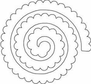 paper this and that two rolled flower svg files svg With rolled paper roses template