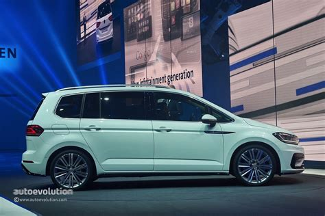 volkswagen touran   package launched  germany