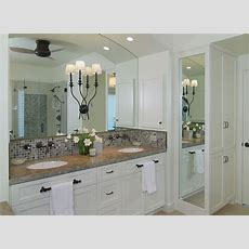 Before & After A Bachelor's Dated Bathroom Gets A