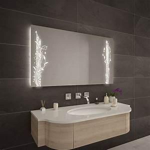 Badspiegel Mit Led Beleuchtung : badspiegel mit led beleuchtung f135l2v ~ Buech-reservation.com Haus und Dekorationen