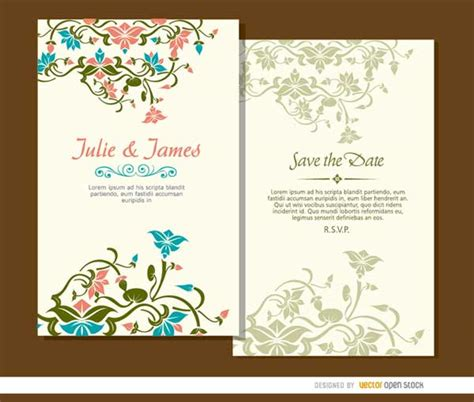 background keren  undangan pernikahan