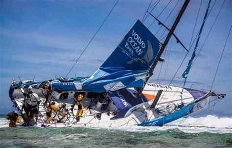 nightmare unfold onboard team vestas  hitting