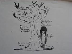 Easy Pencil Drawings Of Depression Sad Drawings Tumblr ...
