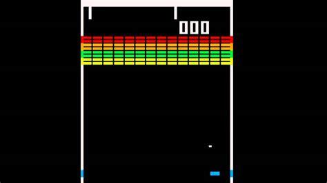 Breakout - (1976) - Arcade - gameplay HD - YouTube