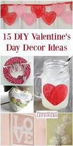 15 DIY Valentine's Day Decor Ideas
