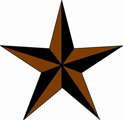 Star Clipart Lone Texas Clip Vector Royalty