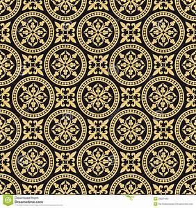 Bettwäsche Orientalisches Muster : antikes orientalisches nahtloses muster vektor abbildung illustration von schwarzes ~ Whattoseeinmadrid.com Haus und Dekorationen