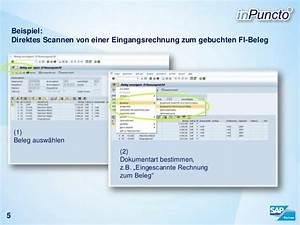 Rechnung Scannen : scannen und archivieren in sap ~ Themetempest.com Abrechnung