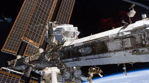 Space Station Based Experiment Might Have Found Evidence