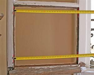Remplacer Une Vitre : remplacer une vitre cass e changer un carreau simple vitrage outillage du vitrier remplacement ~ Melissatoandfro.com Idées de Décoration
