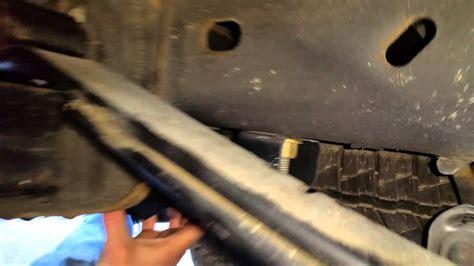 gmc sierra rear  noise  springs youtube