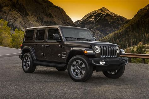 Jeep Car :  The Go-anywhere Suv Reborn For 2018