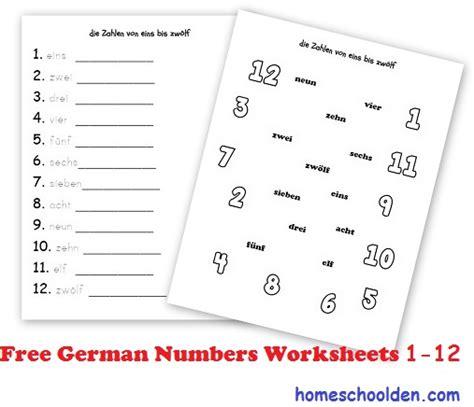 year 7 german revision worksheet rcnschool